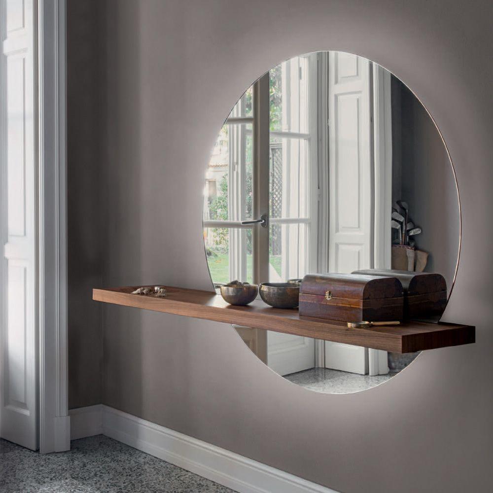 Sunset 7501 - Specchio Tonin Casa con mensola in legno, diverse ...