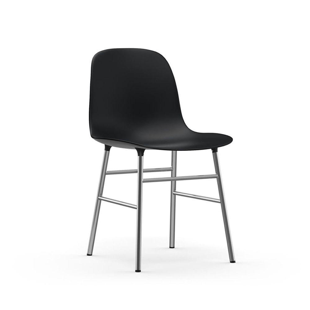 Form para bare y restaurantes silla de metal con for Asientos para sillas
