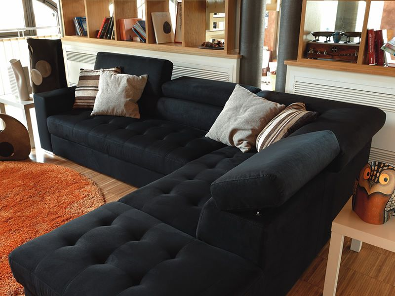 dec angolare canap 2 ou 3 places avec angle appui t te. Black Bedroom Furniture Sets. Home Design Ideas