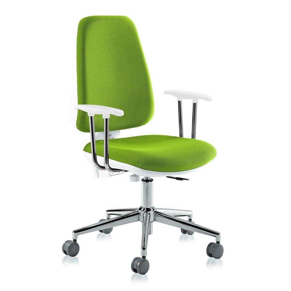 Ml490 silla operativa para oficina certificada por catas for Silla oficina baquet