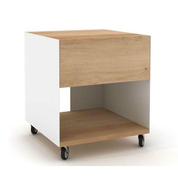 billy box ii schubschrank nachttisch universo positivo aus holz und metall in verschiedenen. Black Bedroom Furniture Sets. Home Design Ideas