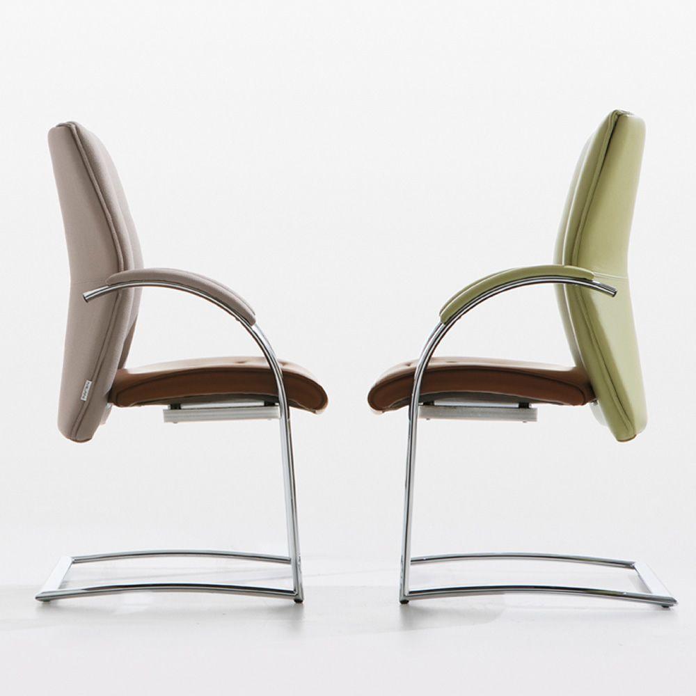 Drive host chaise visiteur de bureau directionnel avec - Chaise visiteur avec accoudoirs ...