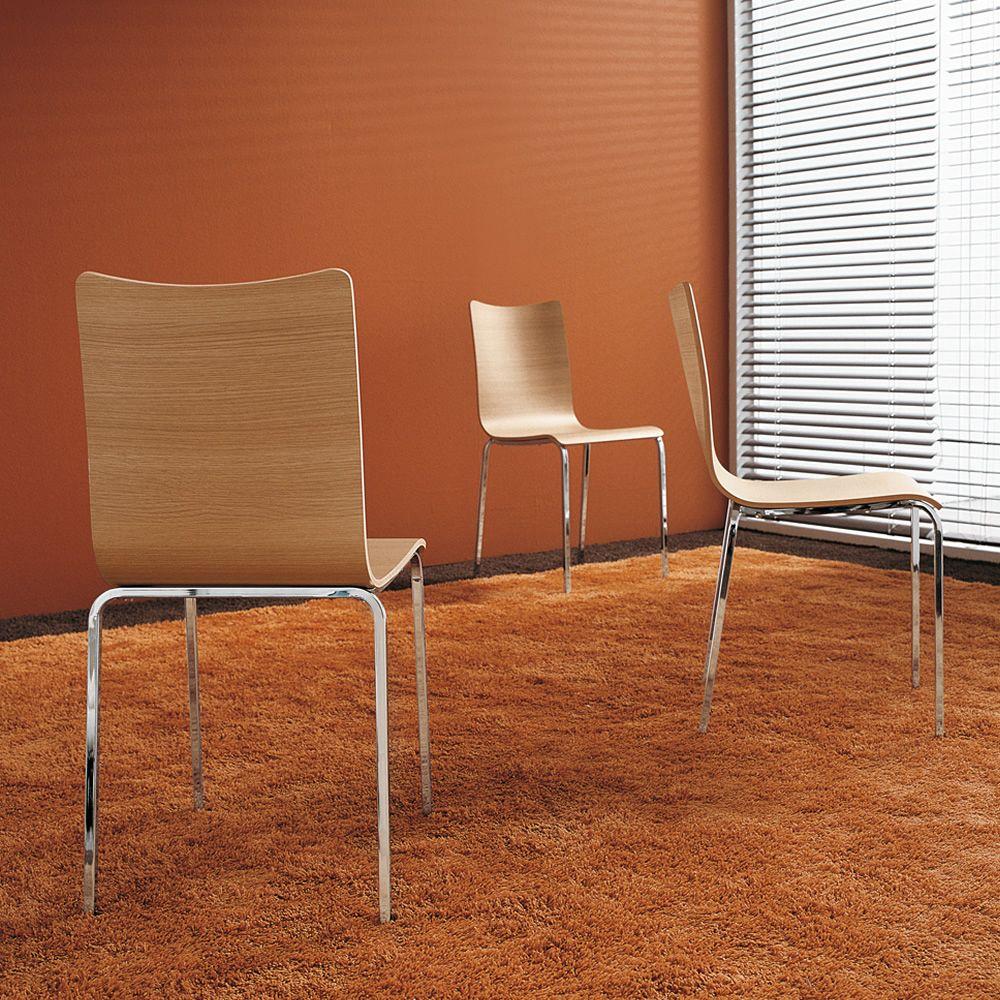 Bibip per bar e ristoranti sedia per bar in metallo for Sedie e sgabelli