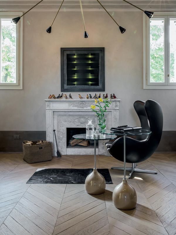 Adachi 8155 tavolino tonin casa in metallo e agglomerato for Creatore di piano casa personalizzato