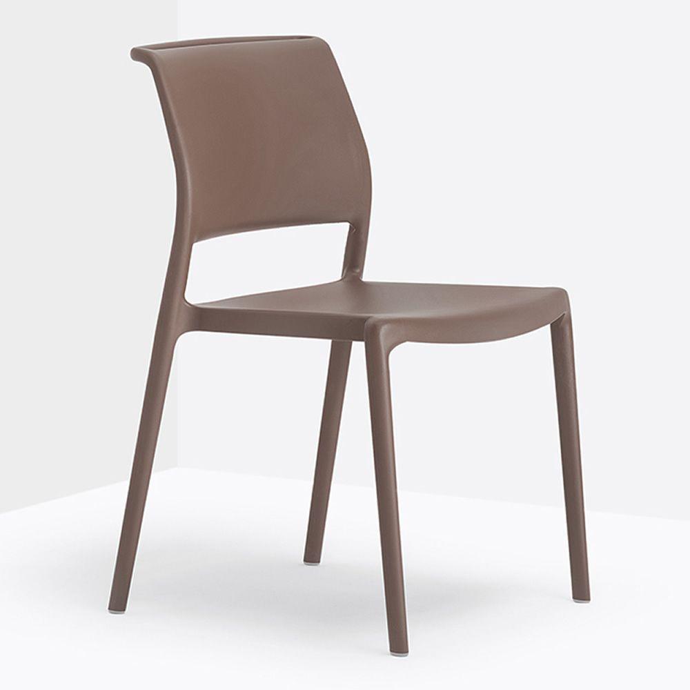ara 310 chaise pedrali en polypropyl ne empilable aussi pour jardin sediarreda. Black Bedroom Furniture Sets. Home Design Ideas