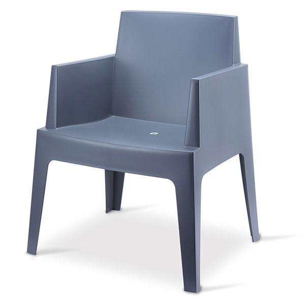 cube set de jardin en r sine renforc e de fibres de verre. Black Bedroom Furniture Sets. Home Design Ideas