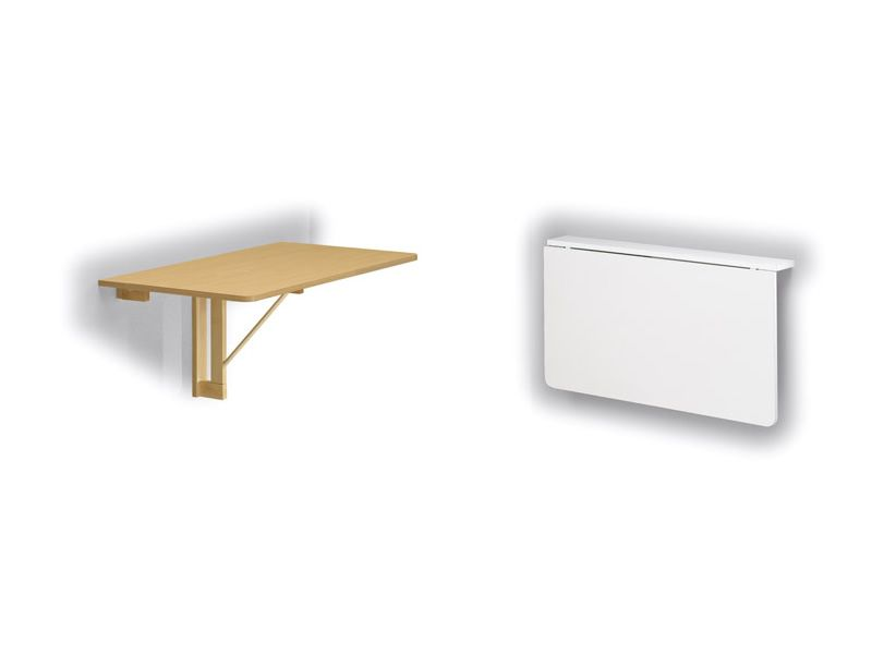 cs08 quadro klappbarer tisch calligaris an der wand festzumachen sediarreda. Black Bedroom Furniture Sets. Home Design Ideas