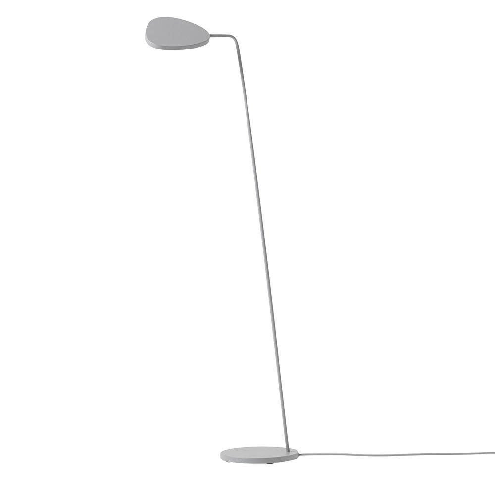 Leaf F Stehlampe Muuto Led Aus Metall Sediarreda Com
