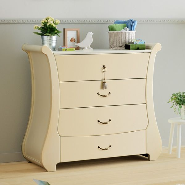 tulip c commode pali en bois avec quatre tiroirs disponible en diff rentes couleurs sediarreda. Black Bedroom Furniture Sets. Home Design Ideas