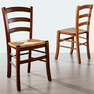 110 per bar e ristoranti sedia ristorante rustica for Offerta sedie legno
