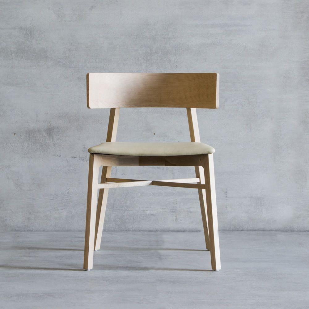 Triangolo stuhl tonon aus holz verschiedene bez ge - Skandinavischer stuhl ...