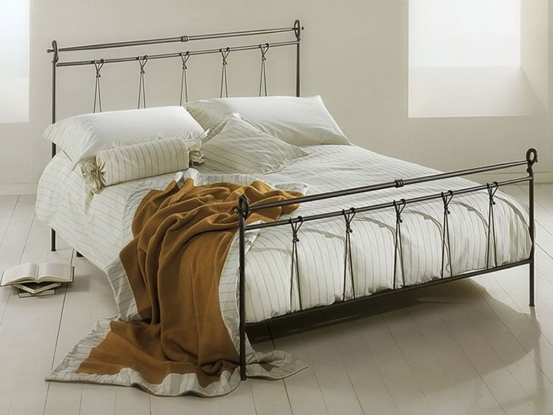 anna lit double en fer forg disponible en diff rentes. Black Bedroom Furniture Sets. Home Design Ideas