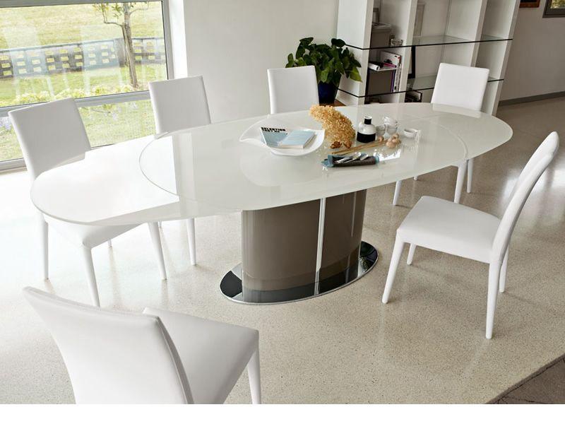 301 moved permanently On tavolo vetro bianco calligaris