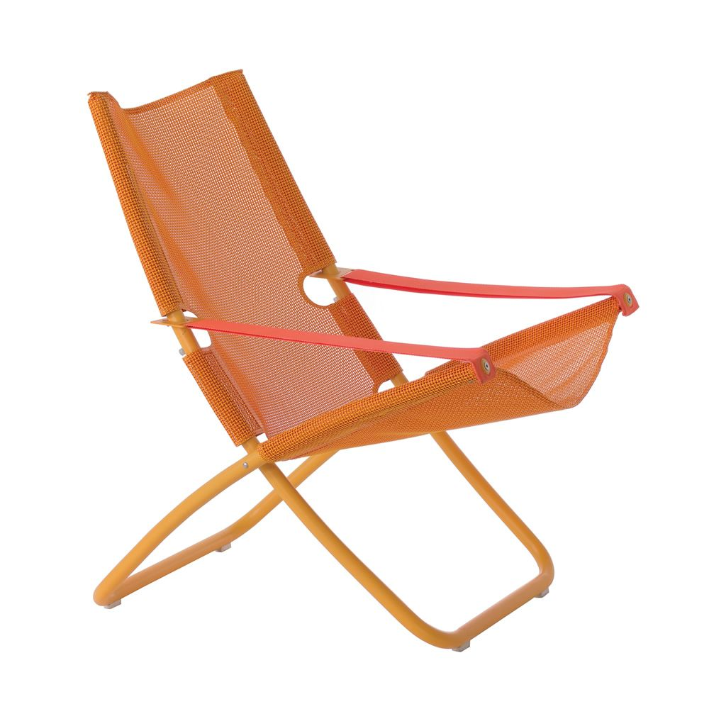 snooze chaise longue emu en m tal pliable r glable en 2. Black Bedroom Furniture Sets. Home Design Ideas