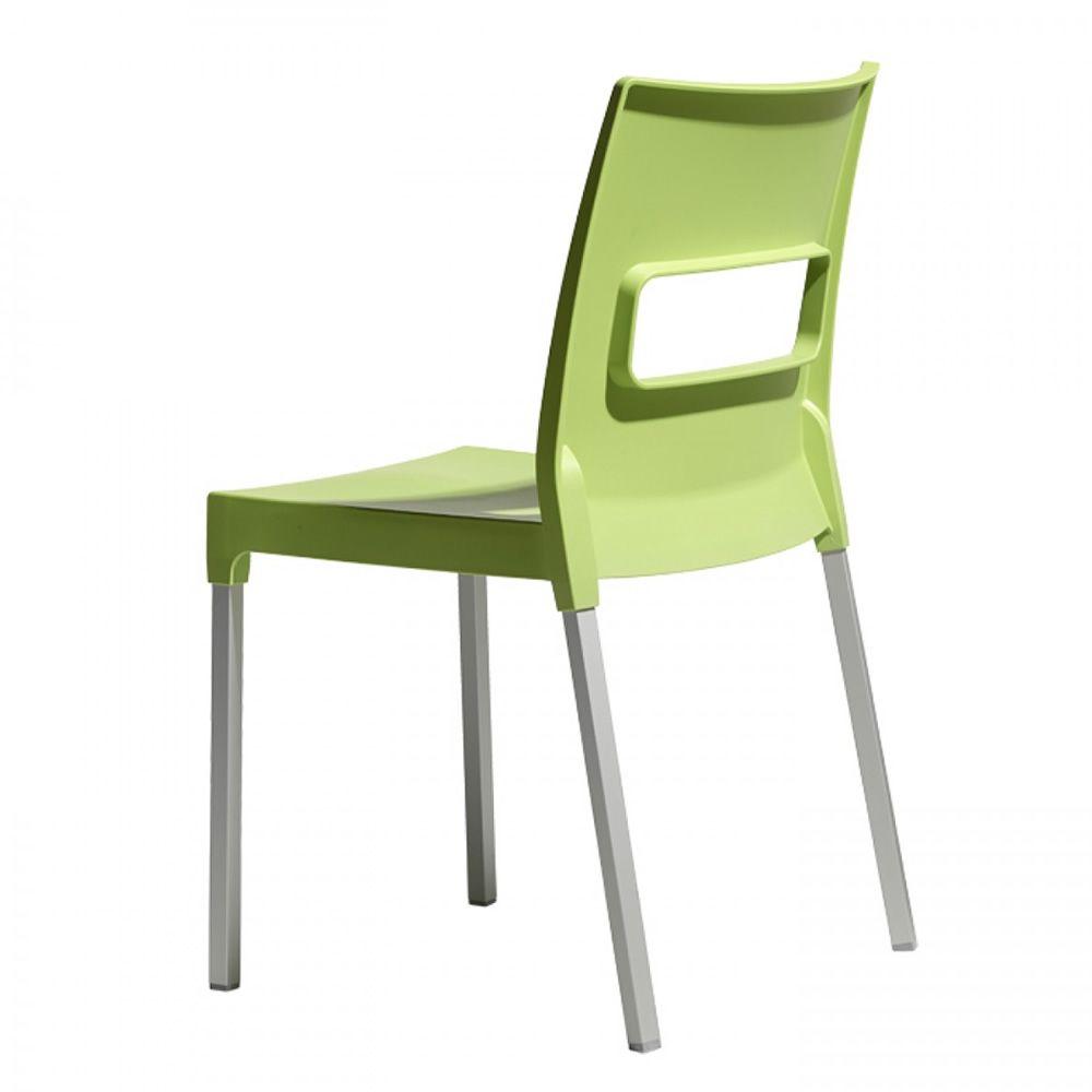 Maxi diva 2203 sedia in metallo e tecnopolimero - Sedia diva calligaris ...