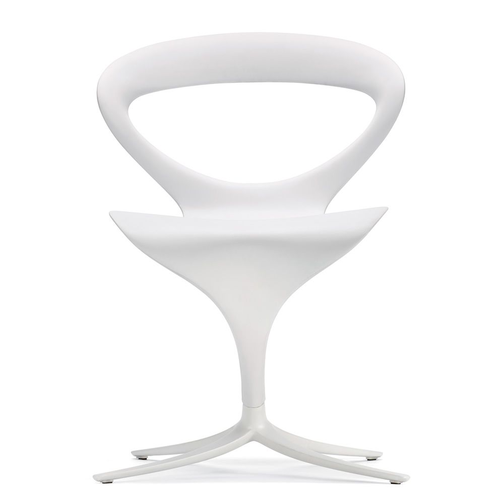 ... Callita   Design Polyurethane Chair, White Version ...