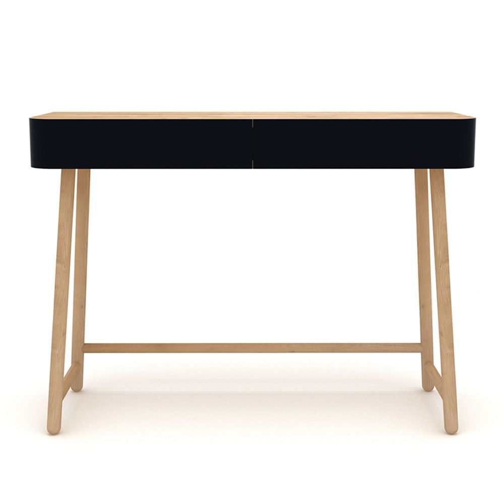 hall console universo positivo en bois avec tiroirs en m tal sediarreda. Black Bedroom Furniture Sets. Home Design Ideas