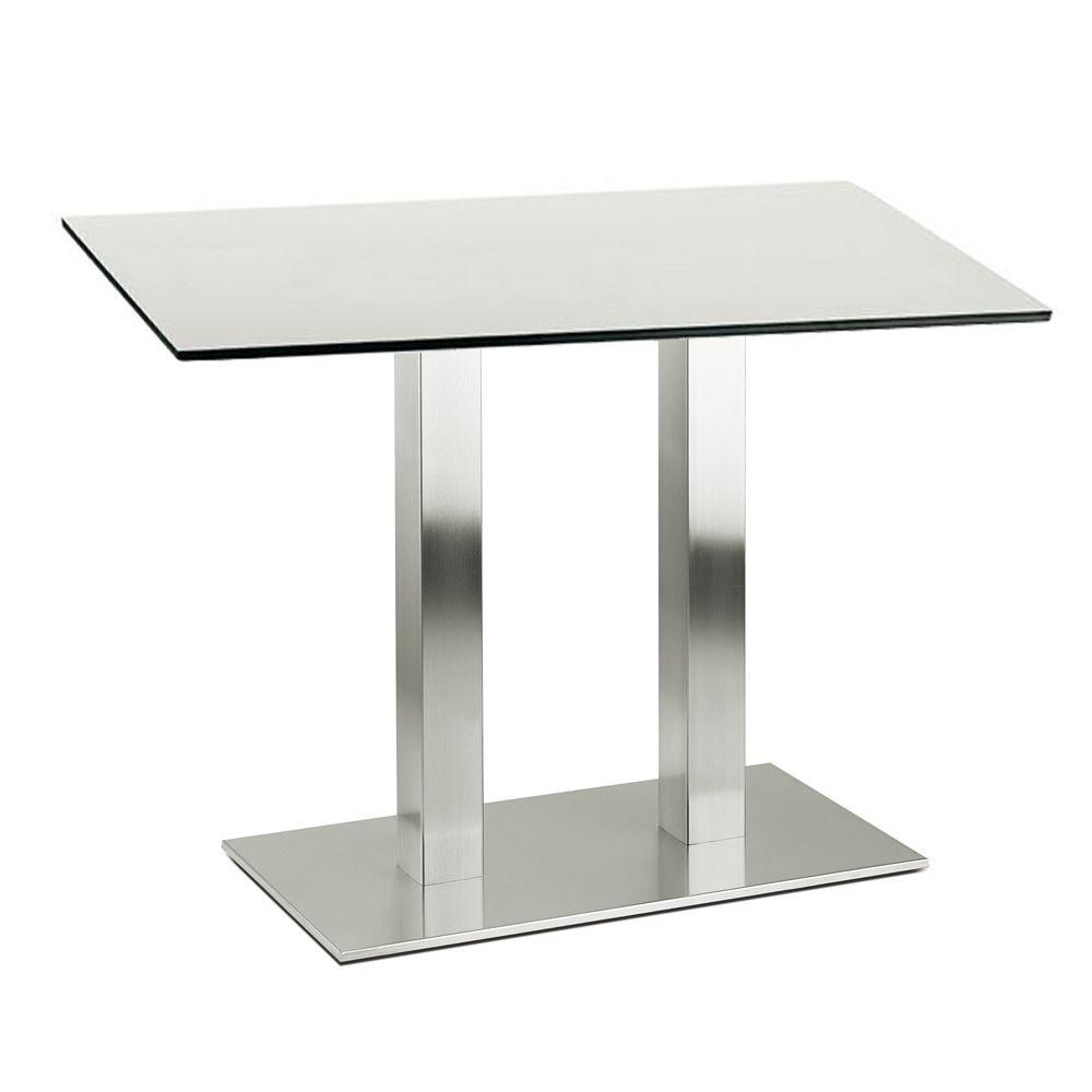Pe4462 pour bars et restaurants pi tement de table - Pietement de table bois ...