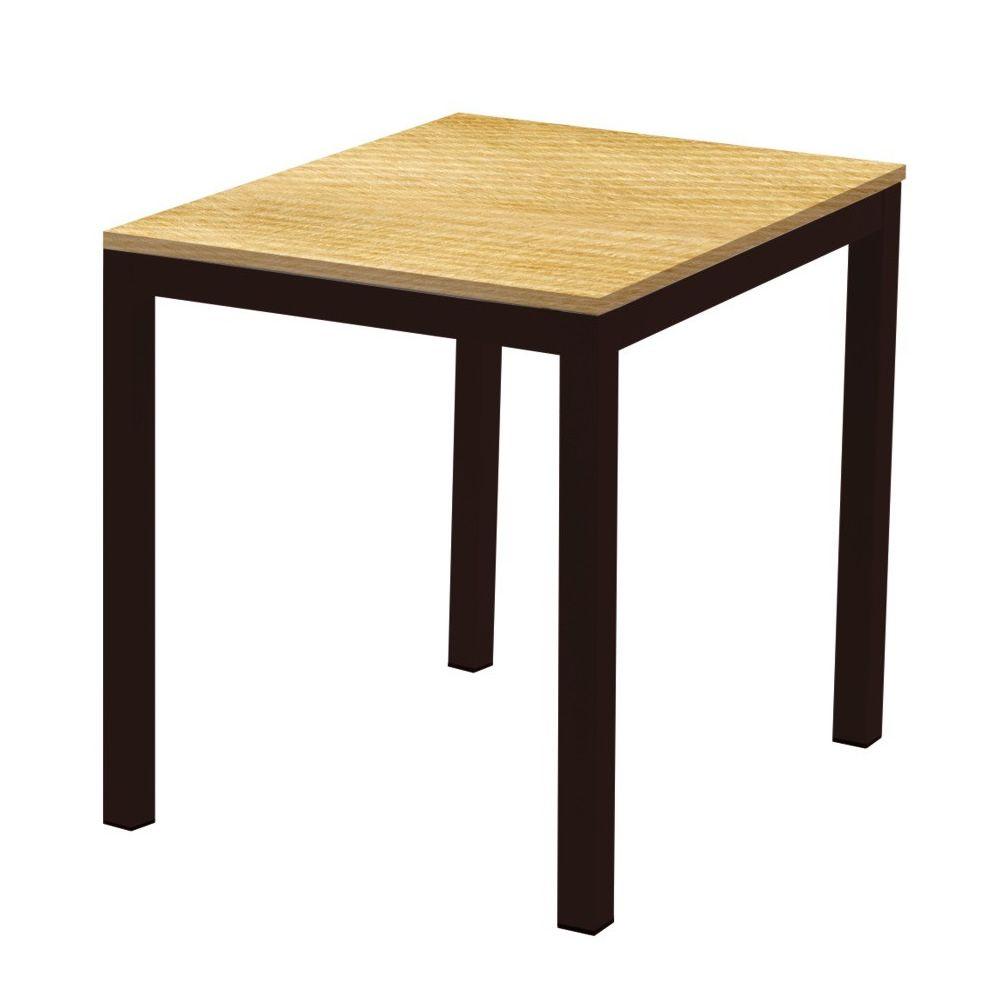 Nettuno per bar e ristoranti tavolo per bar in metallo piano in laminato fisso o allungabile - Dimensioni tavolo ...