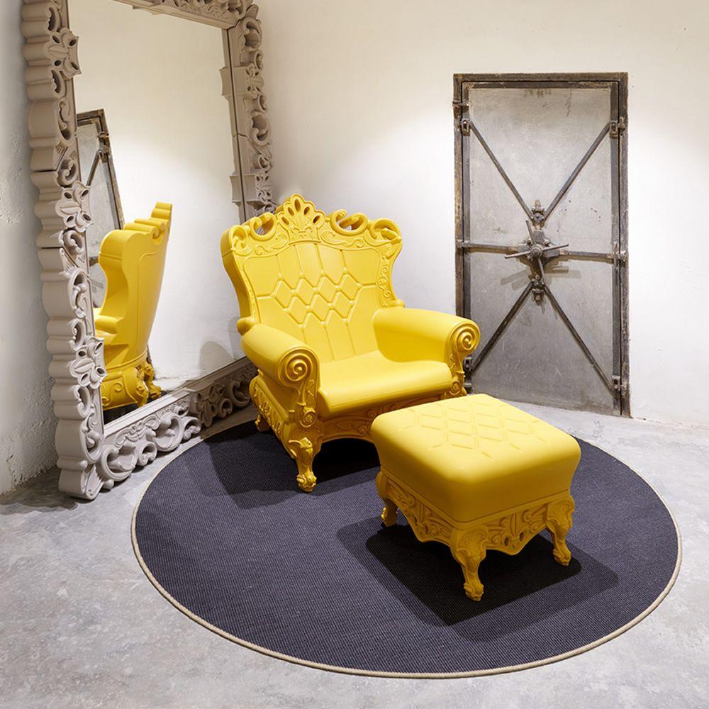 Queen of Love: Sessel Slide aus Polyethylen, auch für Garten, auch ...