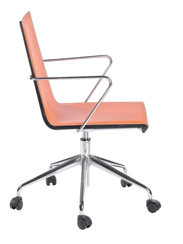 Snake office silla para oficina giratoria y regulable en for Silla oficina baquet