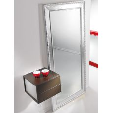 Due E - Mobile ingresso con due cassetti e specchio