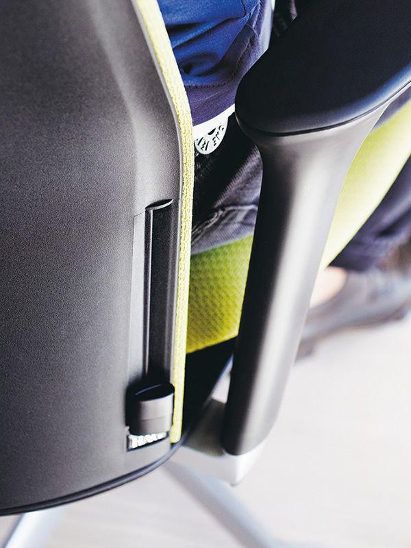 Sedia Ergonomica Ufficio Futu Hag : Futu sedia ufficio hÅg con o senza braccioli
