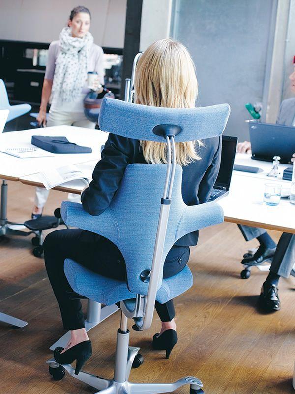 Capisco 8107 silla ergon mica de oficina h g asiento for Silla oficina baquet