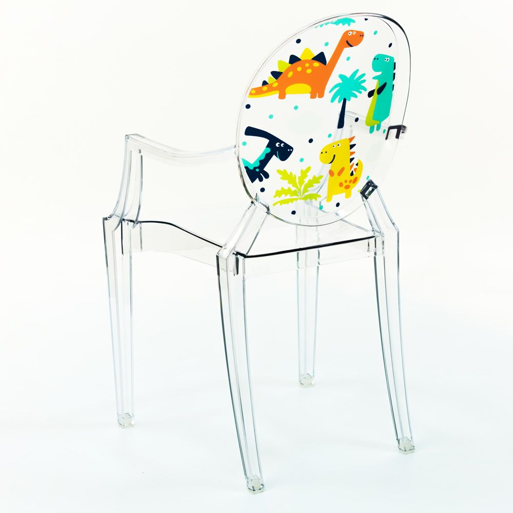 lou lou kids chaise design pour enfants de kartell en. Black Bedroom Furniture Sets. Home Design Ideas