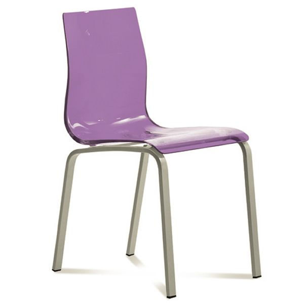 gel r domitalia chair made of metal and san sediarreda