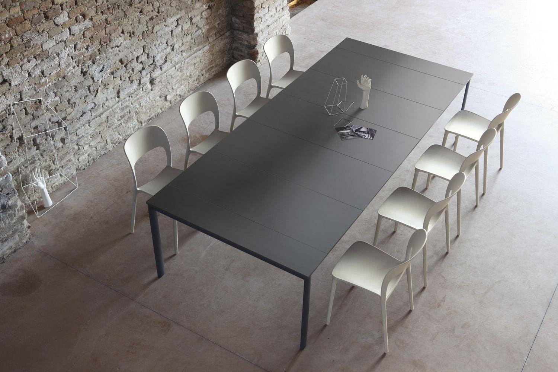 Etico plus consolle consolle allungabile di design for Consolle moderne di design