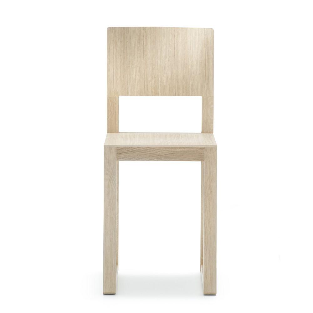 Brera 380 sedia pedrali di design in legno massello di for Sedia di design