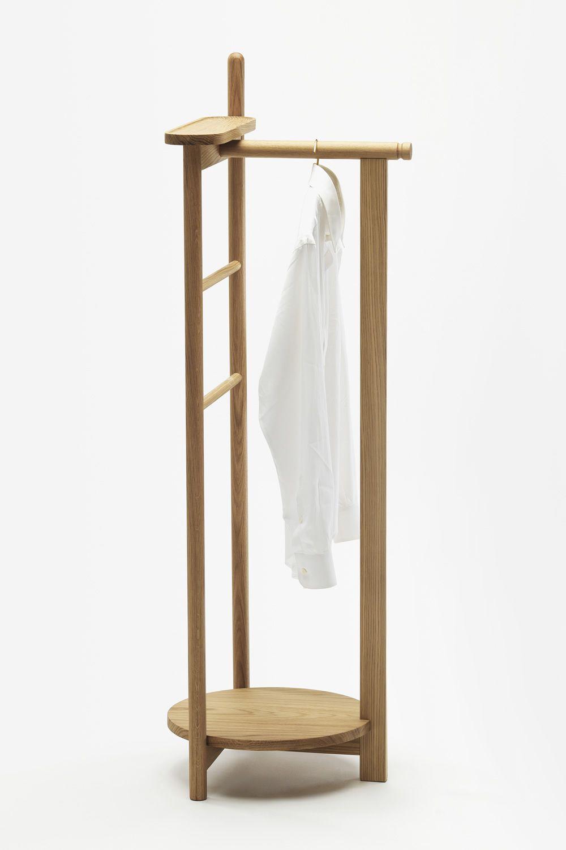 laurel valet en ch ne disponible dans diff rentes couleurs sediarreda. Black Bedroom Furniture Sets. Home Design Ideas