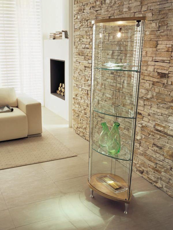 6427 olivella vitrine tonin casa en bois et verre diff rentes couleurs sediarreda. Black Bedroom Furniture Sets. Home Design Ideas