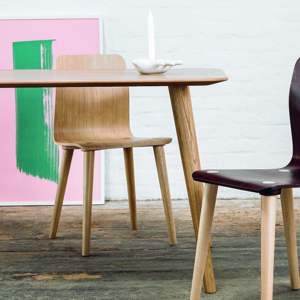 malm rechteckiger tisch ton aus holz platte 90 x 170 cm. Black Bedroom Furniture Sets. Home Design Ideas