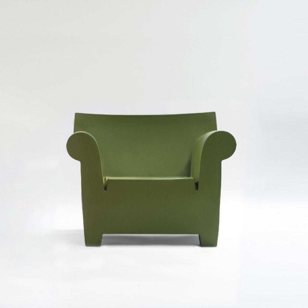 ... Bubble Club Armchair   Kartell Design Armchair In Green Colour ...