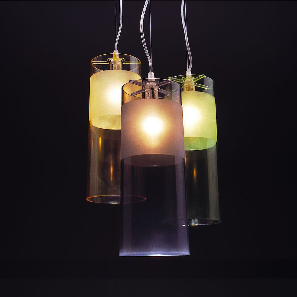 kartell lampadari : Easy Lampada A Sospensione Coloreei Pictures to pin on Pinterest