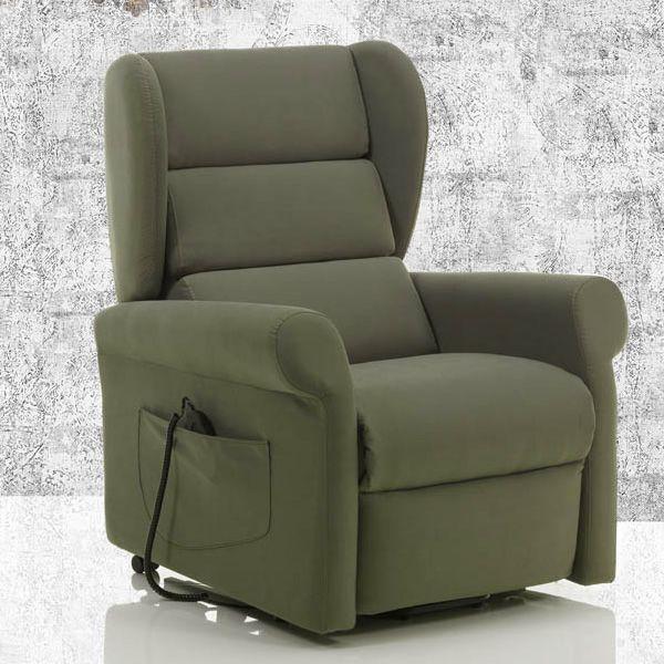 camelia fauteuil relax lectrique et r glable diff rentes rev tements et coloris disponibles. Black Bedroom Furniture Sets. Home Design Ideas
