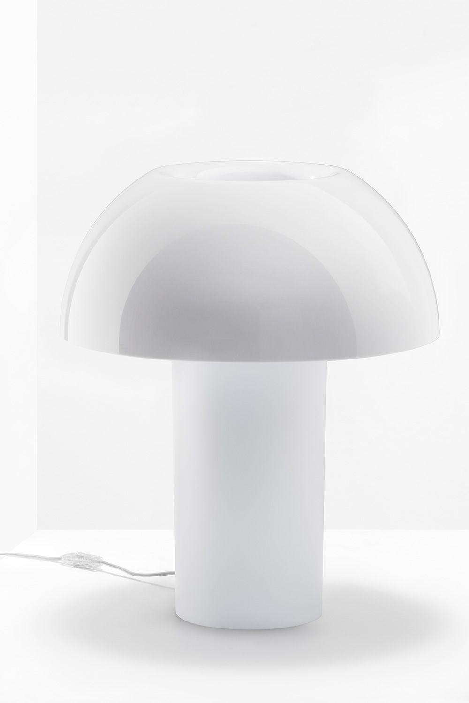 Colette 50 lampada da tavolo pedrali in policarbonato - Tavolo policarbonato ...