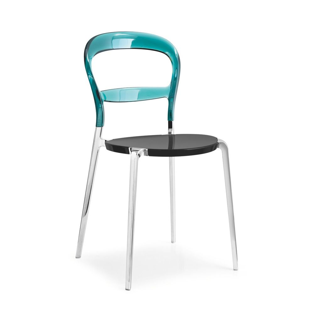 cs1091 c wien chaise empilable calligaris en aluminium et. Black Bedroom Furniture Sets. Home Design Ideas