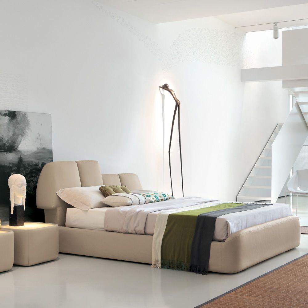 tuny 7864 gepolstertes doppelbett tonin casa in. Black Bedroom Furniture Sets. Home Design Ideas