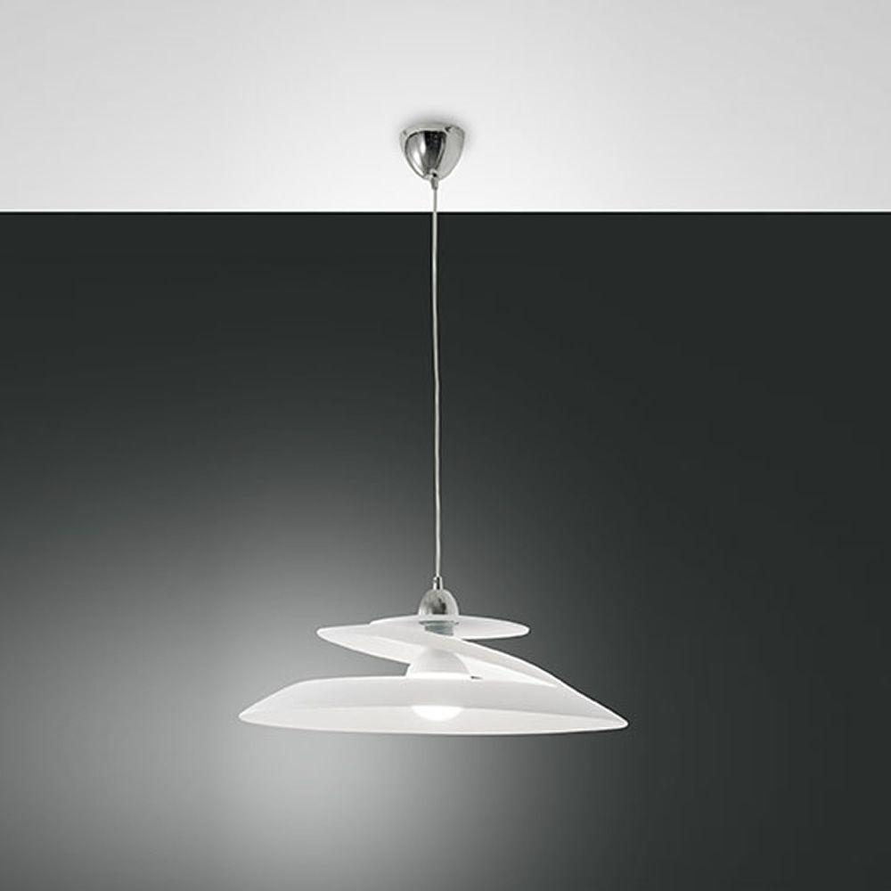 Lampada Sospensione Vetro Metallo Alien : Fa ls lampada a sospensione in metallo e vetro