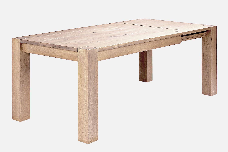 Vr60 tavolo allungabile in legno diverse misure e for Tavolo di legno allungabile