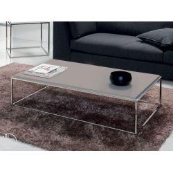 lamina r beistelltisch aus metall mit laminatplatte verschiedene abmessungen sediarreda. Black Bedroom Furniture Sets. Home Design Ideas