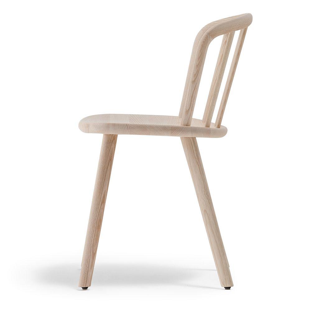 nym 2830 designer stuhl pedrali aus massivem eschenholz. Black Bedroom Furniture Sets. Home Design Ideas