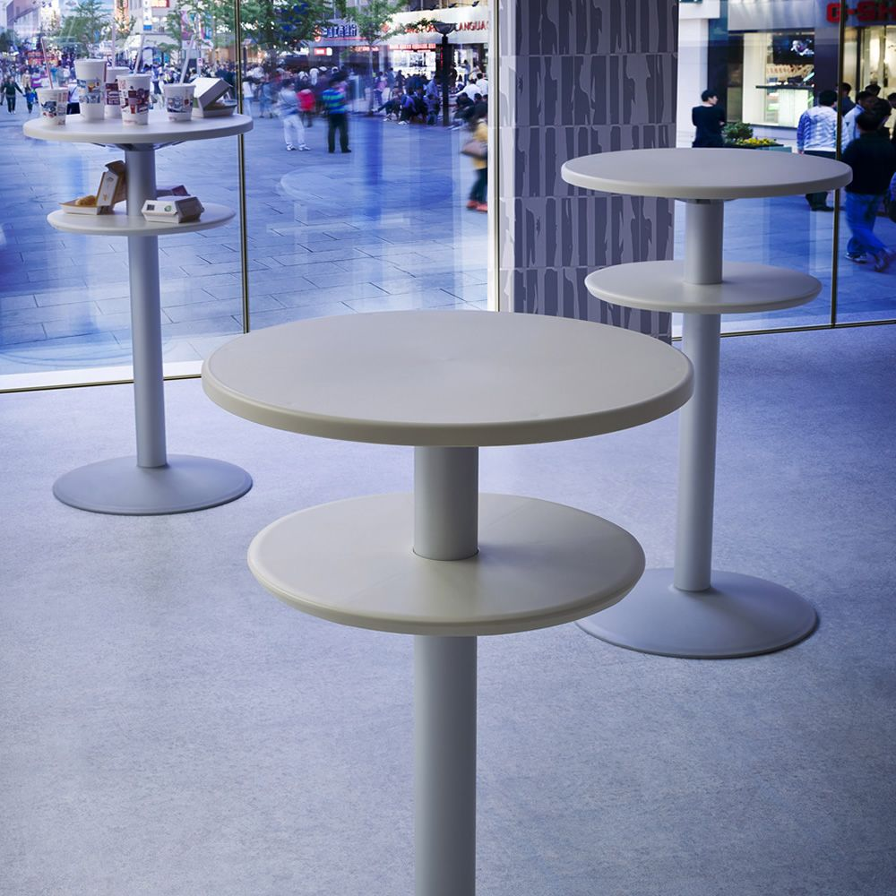 Table bar exterieur for Table exterieur alinea