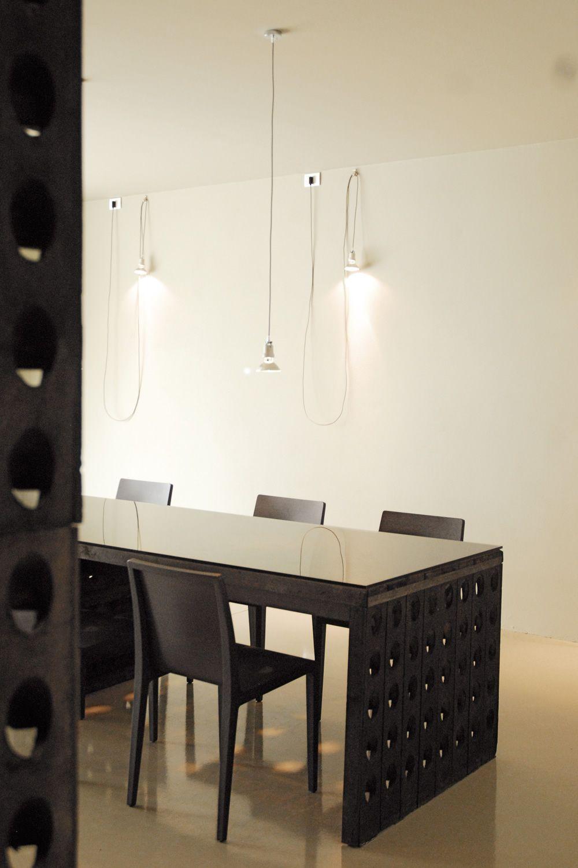 Young 420 sedia pedrali di design in legno di rovere - Sedia per cucina ...