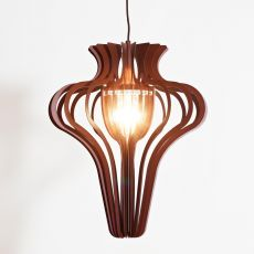 Burlesque.e - Colico Design suspension lamp in metal, available in different colours