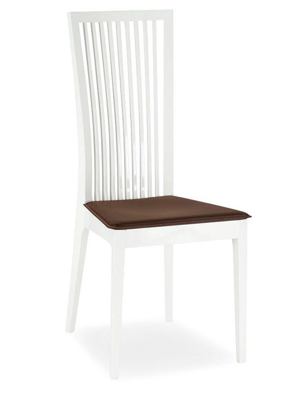 Sedie In Legno Laccate Bianco.Legno Laccato Bianco Lucido Interesting Image Description With