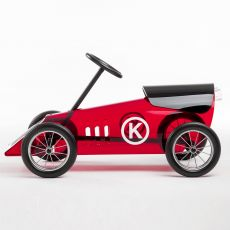 Discovolante - Kartell design toy car for children, in polycarbonate and metal